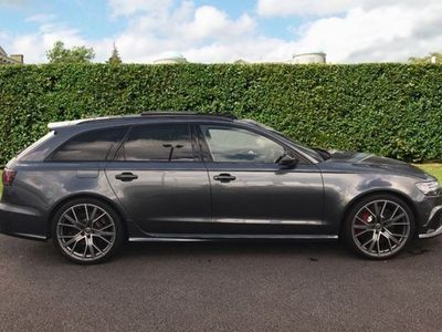 used Audi RS6 RS6 2016 RS6 4.0T FSI QuattroPerformance 5dr Tip Auto Estate 2016