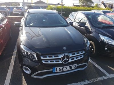 used Mercedes GLA200 GlaSE 5dr Auto
