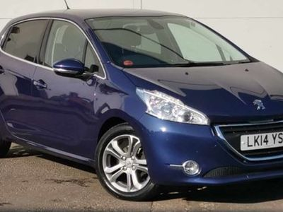 used Peugeot 208 1.4 HDi Allure 5dr