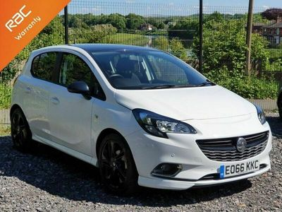 used Vauxhall Corsa 1.4 LIMITED EDITION 5d 89 BHP ***FSH**LOW MILEAGE**BLUETOOTH***