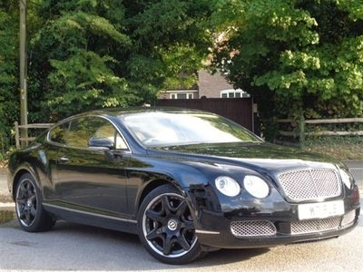 used Bentley Continental GT Auto 2-Door