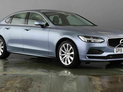 used Volvo S90 2.0 T4 Momentum 4dr Geartronic Saloon, 2019 (19)