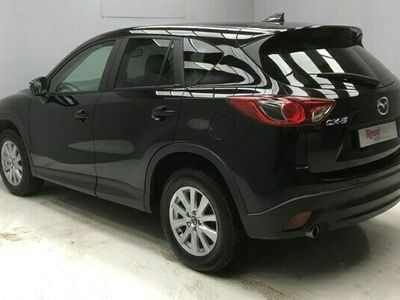 "used Mazda CX-5 2.2 D SE-L NAV 5d 148 BHP 7"" TOUCHSCREEN+USB/IPOD/AUX+CLIMATE"
