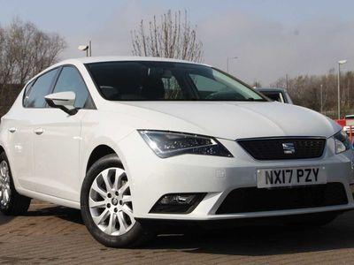 used Seat Leon New1.6 TDI SE Ecomotive (S/S) Hatchback 5-Dr 1.6 TDI Ecomotive SE (Tech Pack) (s/s) 5dr
