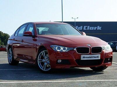 used BMW 328 3 Series i M Sport 4dr Step Auto [Business Media] 2.0