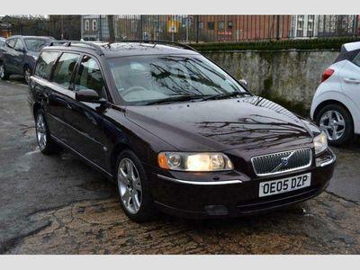 used Volvo V70 V70 20052.4 SE AUTOMATIC PETROL ESTATE **JUST 135,000 MILES** FSH 5-Door