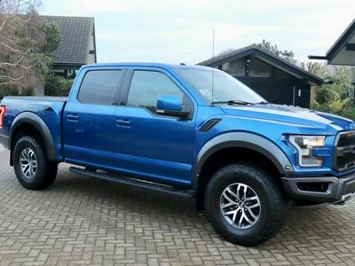 used Ford F-150 Raptor Supercrew 3.5 4dr