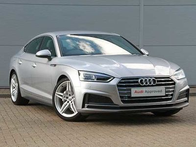 used Audi A5 Sportback S line 40 TDI 190 PS S tronic