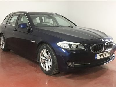 used BMW 520 5 Series d SE 5dr 2.0
