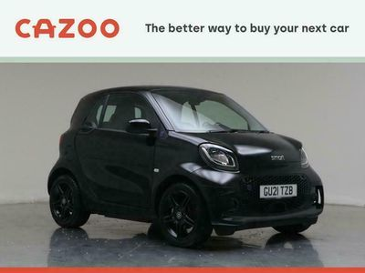 used Smart ForTwo Coupé Pulse Premium