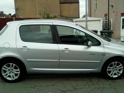 used Peugeot 307 1.6 HDi Quiksilver 5dr