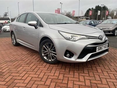 used Toyota Avensis Saloon 1.8 Business Edition 4dr