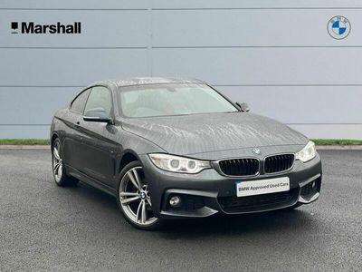 used BMW 420 4 Series d [190] xDrive M Sport 2dr [Professional Media]