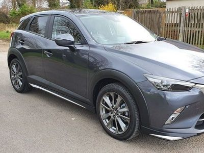 used Mazda CX-3 CX 3 2018 TamworthHatchback Special Edition GT Sport