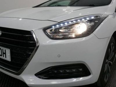 used Hyundai i40 DIESEL AUTOMATIC SALOON