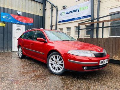 used Renault Laguna 1.8 16v Dynamique 5dr