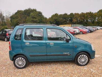 used Suzuki Wagon R 1.3 GL (R+) 5dr