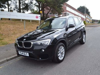used BMW X3 2.0 18d SE sDrive 5dr