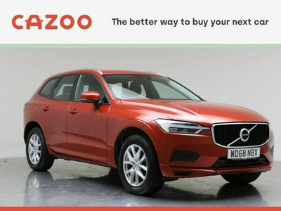 used Volvo XC60 2L Momentum T5 5dr