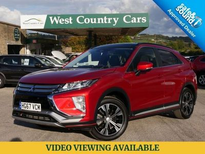 used Mitsubishi Eclipse Cross 1.5 FIRST EDITION 5d 161 BHP