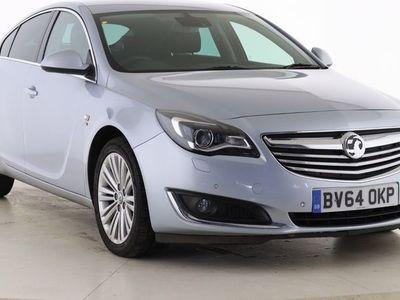 used Vauxhall Insignia 2.0 Cdti [163] Se 5Dr Auto