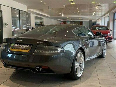 used Aston Martin Virage 6.0 V12 Touchtronic 2dr Auto
