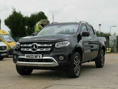 used Mercedes X350 X-ClassD 4MATIC POWER 3.0