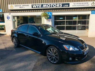 used Lexus IS-F IS 5.0 V84dr Auto