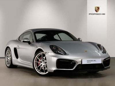 used Porsche Cayman 3.4 Gts 2Dr