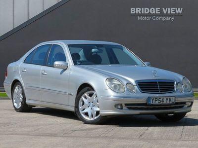 used Mercedes E270 E ClassCDi Tip Auto Avantgarde 2.7 4dr