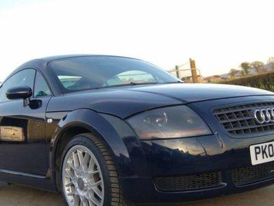 used Audi TT PETROL MANUAL COUPE 3 DOORS