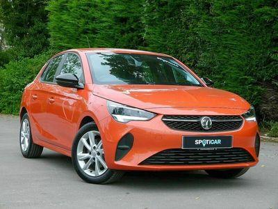 used Vauxhall Corsa SE