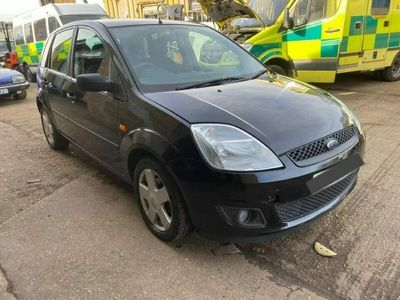 used Ford Fiesta 1.4 Zetec 5dr