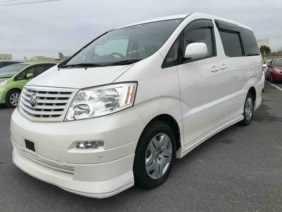 used Toyota Alphard 2.4 AX L Edition 5-Door AA BIMTA JERVIC CERTIFICATED, 12 Month warranty