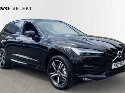 used Volvo XC60 II B4 AWD (Diesel) R-Design Automatic (Climate Pack)