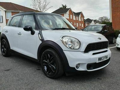 used Mini Cooper SD Countryman 2.0 5d 141 BHP 5-Door