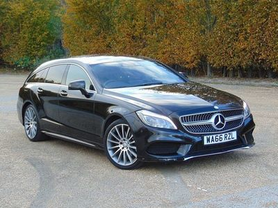 used Mercedes CLS220 AMG Line 5dr 7G-Tronic 2.2