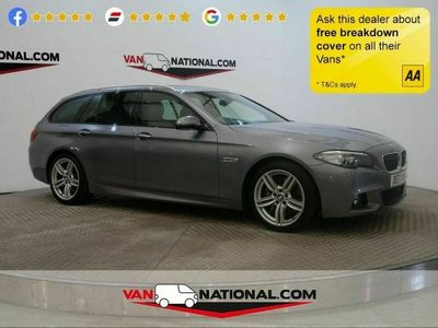 used BMW 535 5 SERIES 3.0 D M SPORT TOURING 5d AUTOMATIC (PROFESSIONAL MEDIA HEATED SEATS 19IN