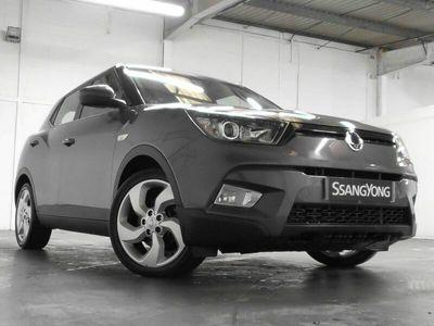 used Ssangyong Tivoli 1.6 e-XGi EX Auto 5dr