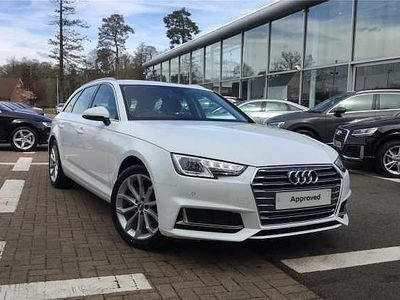 used Audi A4 Avant Sport 35 TFSI 150 PS 6-speed