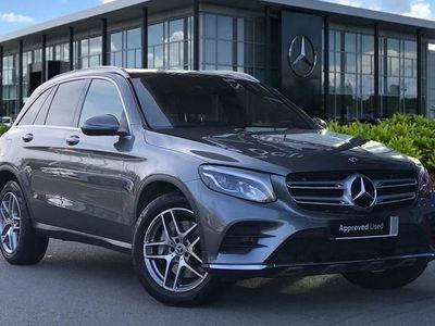 used Mercedes 220 GLC DIESEL ESTATE GLC4Matic AMG Line Premium 5dr 9G-Tronic
