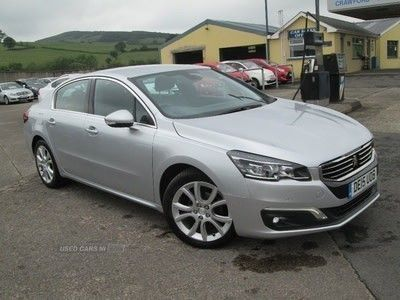 used Peugeot 508 1.6 e-HDi Allure 4dr (MOT TO 28/3/2020)