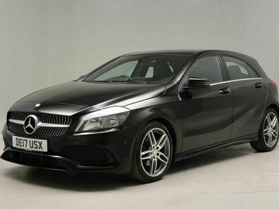 used Mercedes A200 A ClassAMG Line Executive 5dr - SAT NAV - AUTO PARK - REVERSE CAM 1.6