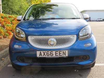 used Smart ForFour 0.9T Proxy (Premium) (s/s) 5dr