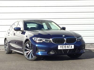 used BMW 320 3 Series D Se 4Dr Step Auto