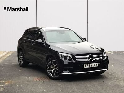 used Mercedes 220 GL Class Glc4Matic AMG Line 5dr 9G-Tronic Estate 2015
