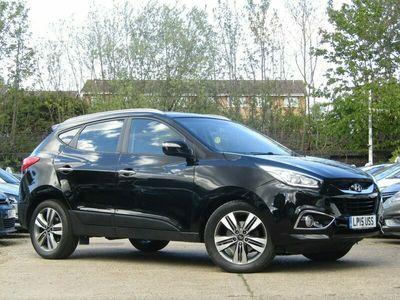 used Hyundai ix35 2.0 CRDi Premium 4WD 5dr