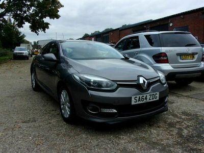 used Renault Mégane Cabriolet 1.5TD Dynamique Tom Tom (110bhp) ENERGY (s/s) Coupe 3d 1461