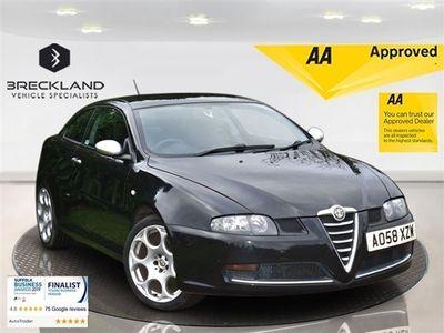used Alfa Romeo GT 2.0 JTS BLACKLINE 3d 165 BHP, 2009 ( )