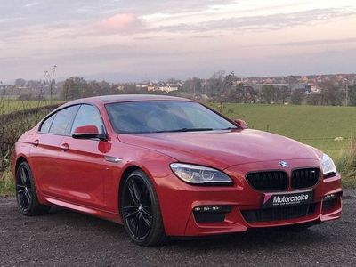 used BMW 640 6 Series d M Sport 4dr Auto